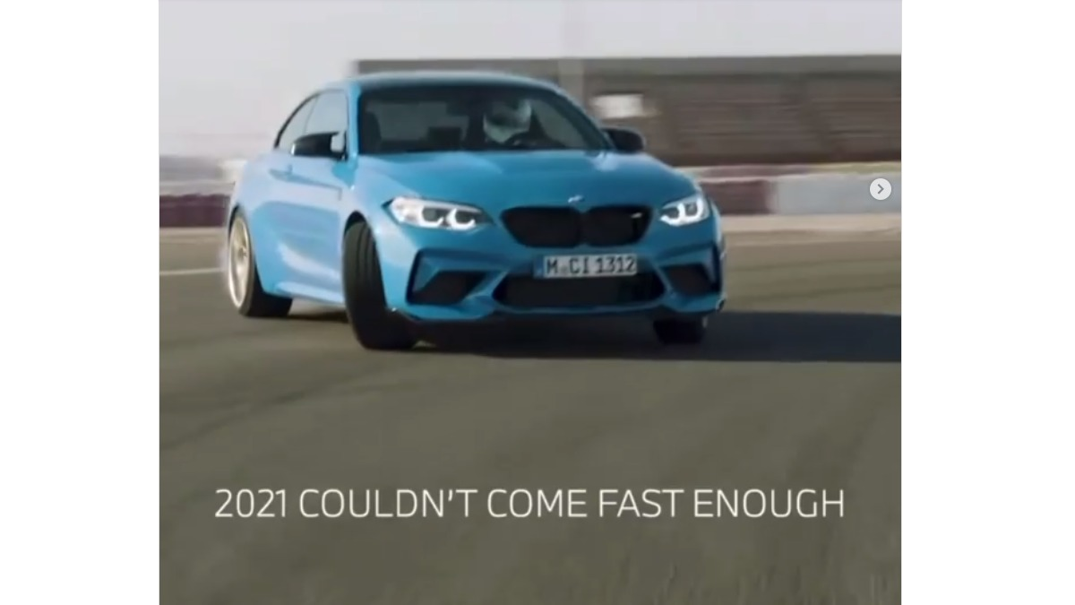 BMWが公開したM2のサウンドがフェイクだと話題に