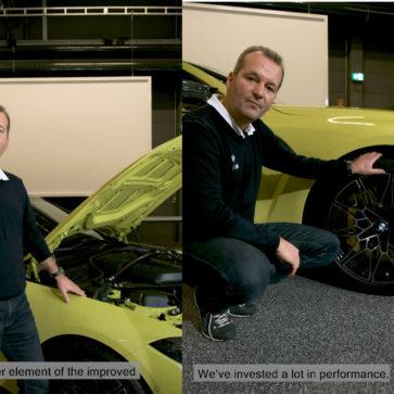 BMW M4の紹介動画