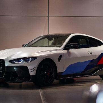 BMW M4パフォーマンスパーツ