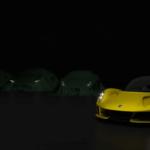 ロータスが新型スポーツカー「タイプ131」を発表