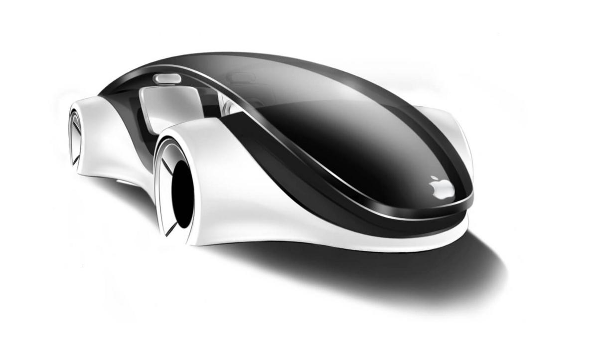 アップルカー(AppleCar)