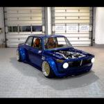 BMW2002にS55エンジンをスワップ