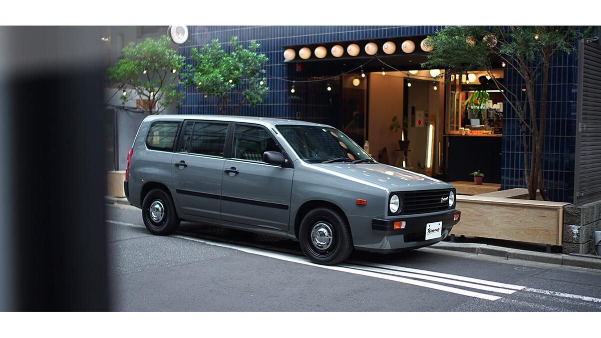 トヨタ・プロボックスベースのカスタムカー、「リノカ ユーロボックス」