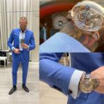 コナー・マクレガーとJacob&Co.の腕時計