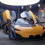 マクラーレンのF1マシンをイメージしたハイパーカー、マクラーレン・セイバー