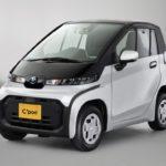 トヨタの超小型EV、C+pod(シーポッド)