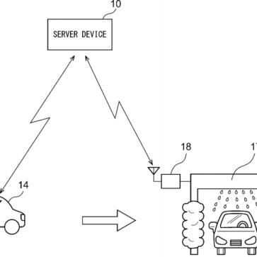 トヨタが出願した、自動運転に関する特許