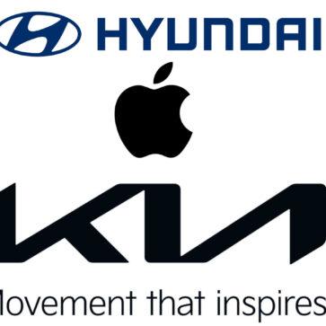 アップル、ヒュンダイ、キアの提携によってアップルカー誕生か