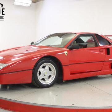 フェラーリF40のレプリカが250万円で販売中
