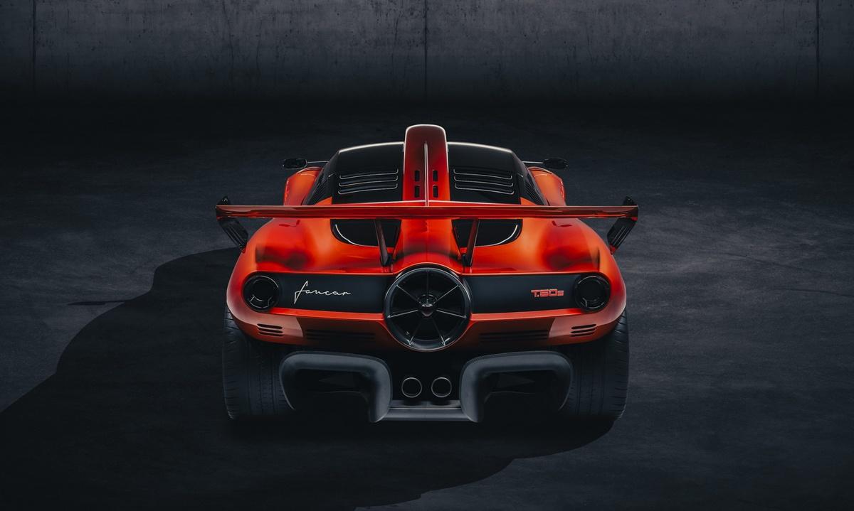 ゴードン・マレーT.50のサーキット専用モデル「ニキ・ラウダ」発表