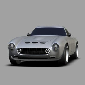 フェラーリのスペシャリストが250へのオマージュ、「プロジェクト・モデルナ」を発売予定