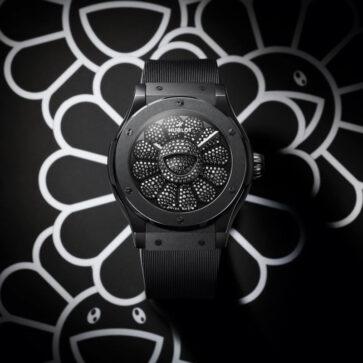 ウブロ・クラシック・フュージョン タカシムラカミ オールブラック(腕時計)