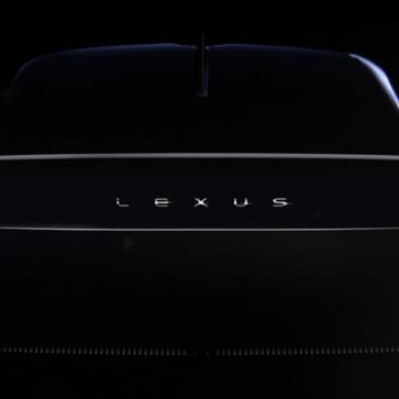 レクサスの新型コンセプトカー