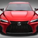 レクサスが新型IS500 F Sport Performance発表