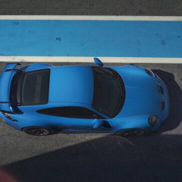 ポルシェが新型911GT3発表!レーシングカー譲りのエアロにサスペンションを持ち、出力は510馬力へ