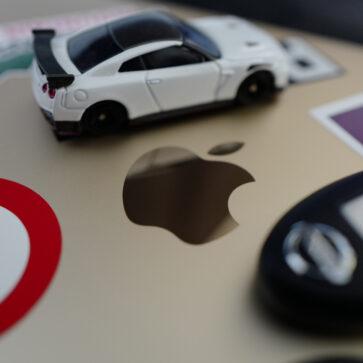 アップルと日産がアップルカーについて提携交渉