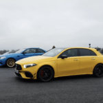 メルセデスAMG A45 Sは速かった!BMW M2 CS、アルピーヌA110 Sとの加速競争