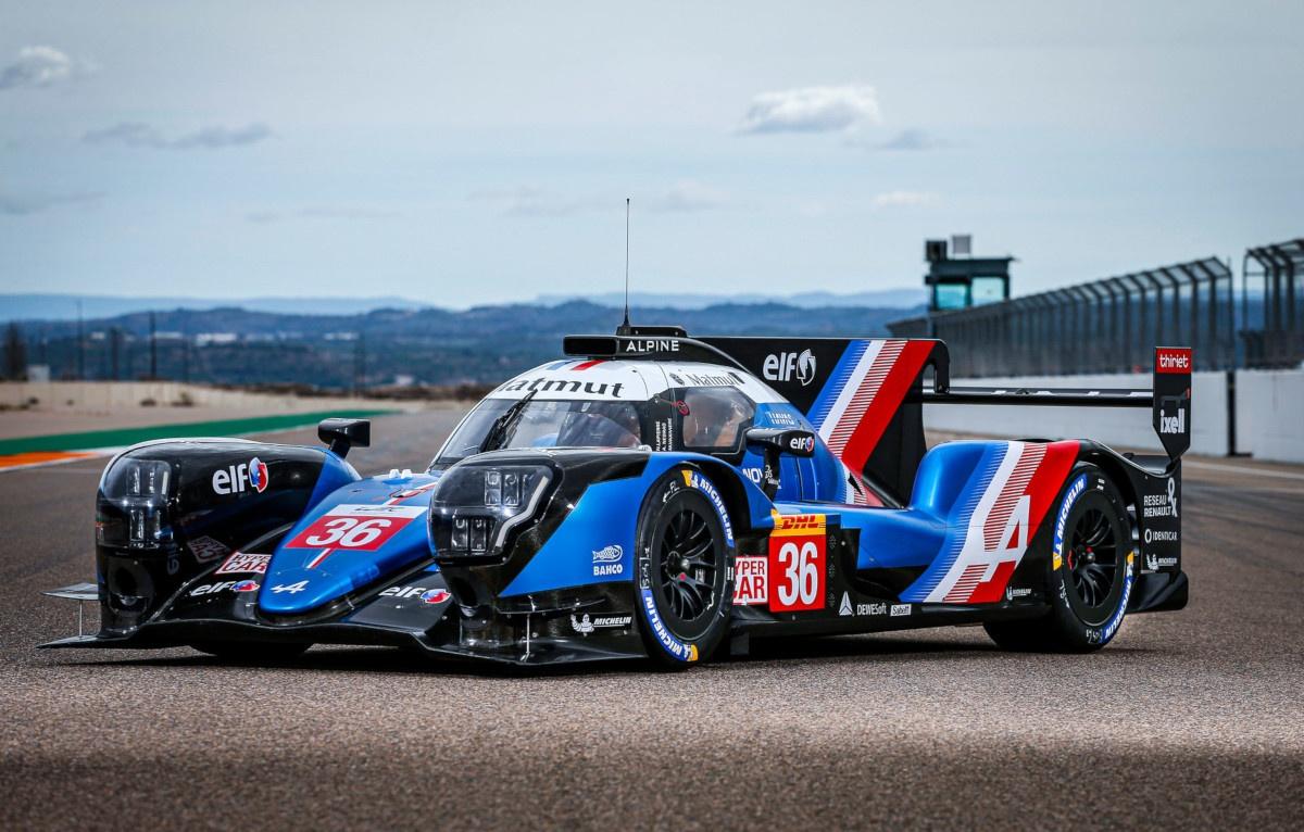 全然ハイパーカーじゃない!アルピーヌがル・マン24時間レース「ハイパーカークラス」に参戦するA480を公開