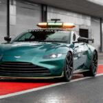 F1セーフティカー仕様のアストンマーティンヴァンテージ、メディカルカー仕様のDBXが公開