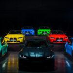 BMW M3/M4はポルシェ、フェラーリ、ランボルギーニ純正カラーにもペイントできる