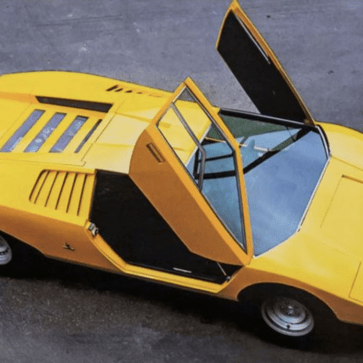 ランボルギーニ・カウンタックは今年で50歳!1971年3月11日、午前10時に公開されたようだ