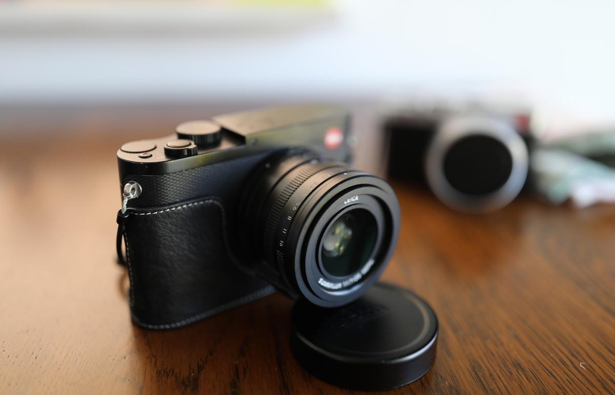 ボクの持ち物の中でもっとも「いいモノ持ってますね」と言われるのがライカのカメラ
