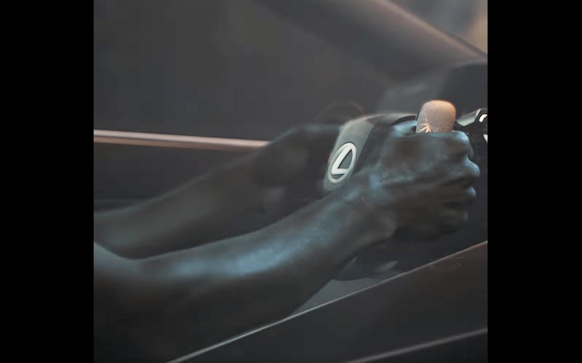 レクサスが新型コンセプトカーの情報を追加公開