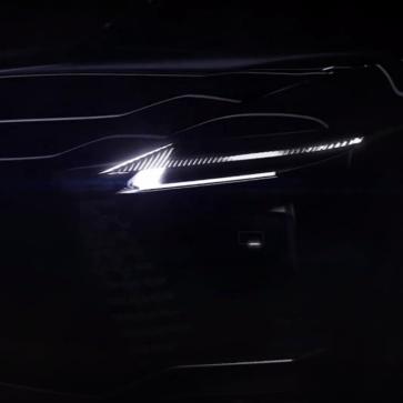 レクサスの新型EV(SUV)
