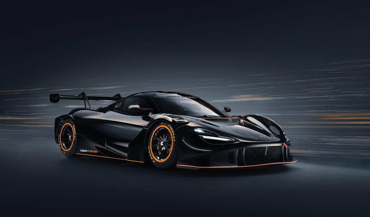 マクラーレンが突如新型車「720S GT3X」発表