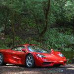 生産わずか64台、北米に正規輸入されたマクラーレンF1はわずか7台