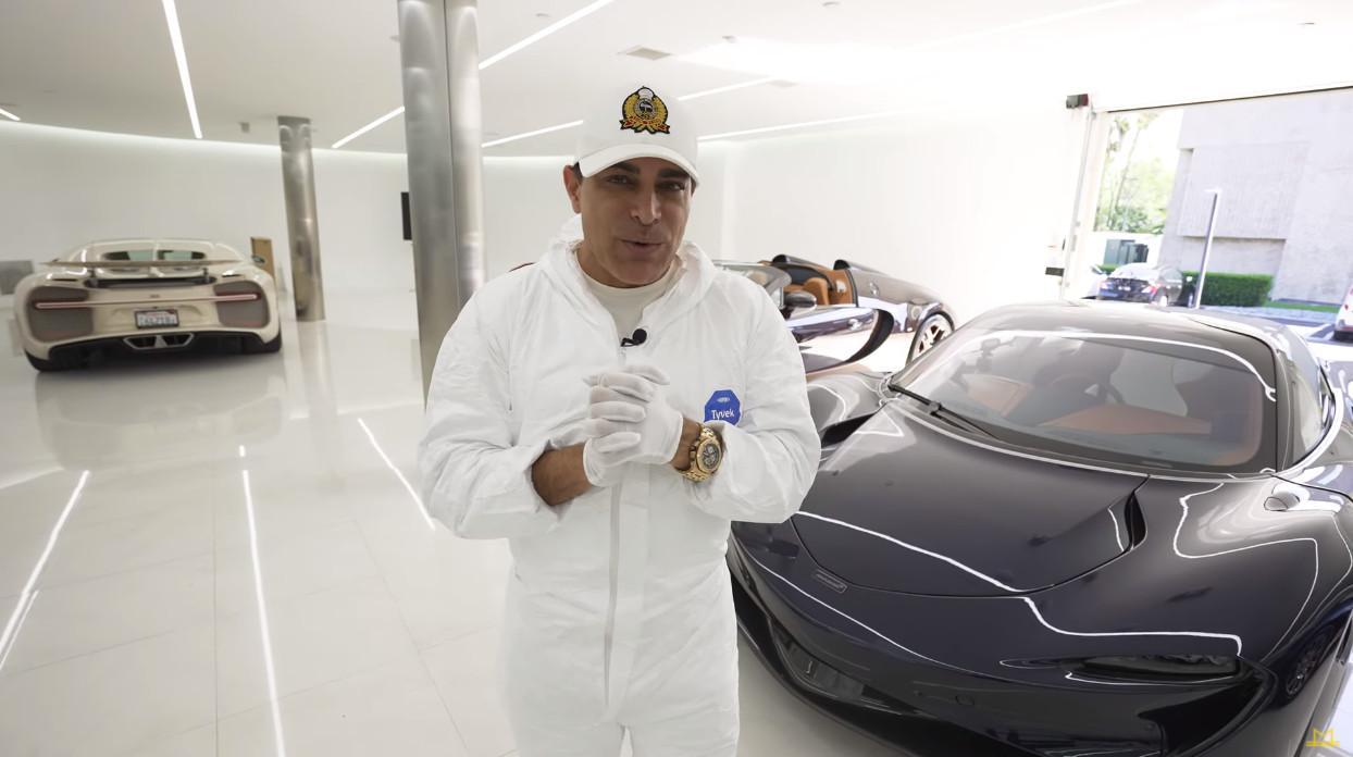 マクラーレン・スピードテール「エルメス」が納車された大富豪!特殊な乗降方法や内装について紹介