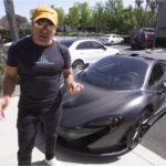 大富豪がセナよりも気に入っているマクラーレンP1