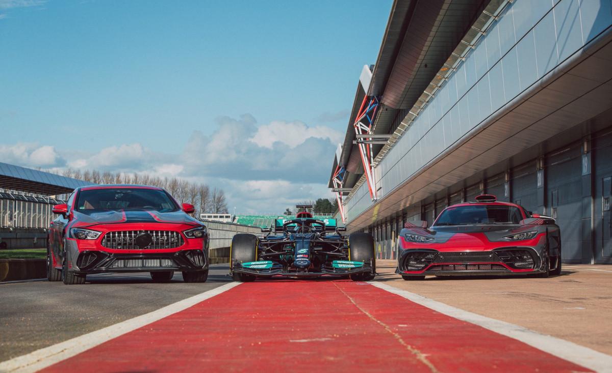 メルセデス・ベンツがハイブリッド化によって800馬力超を獲得するであろう「AMG GT73e」を予告