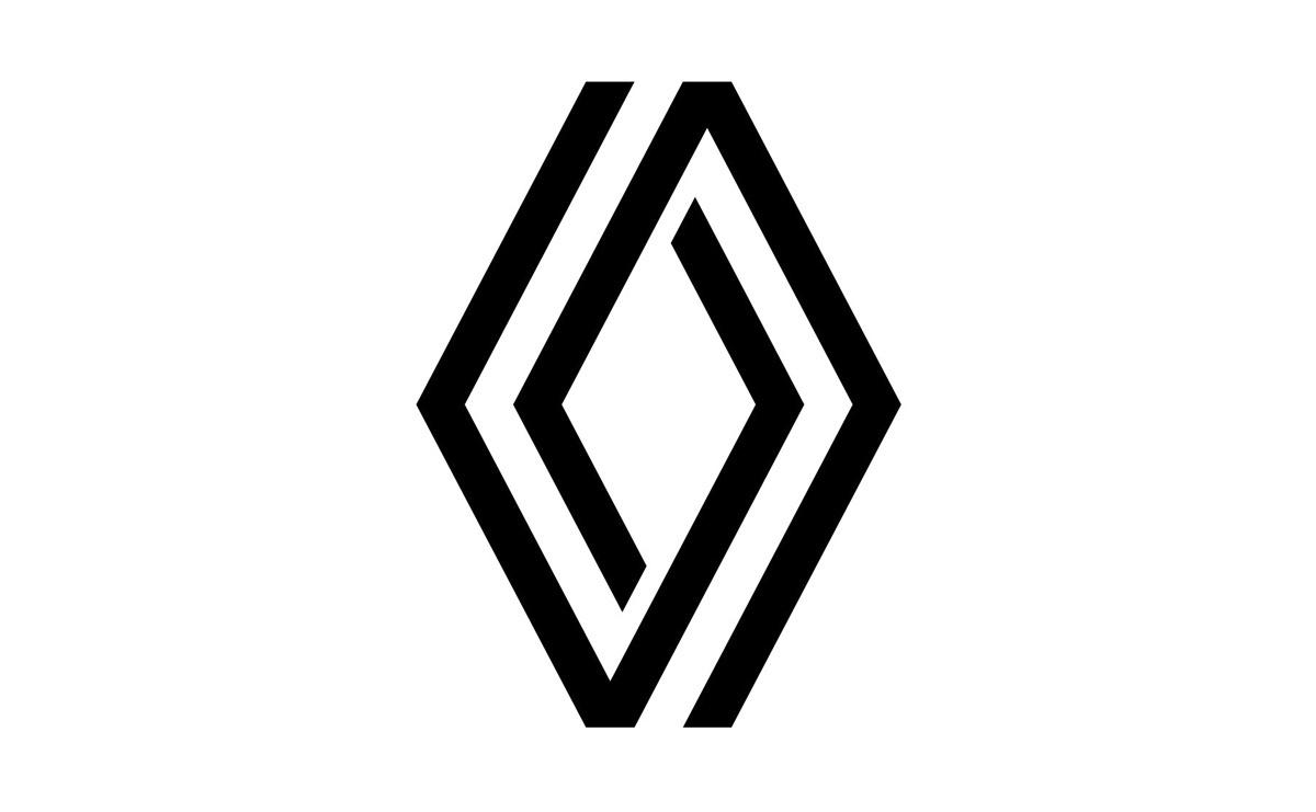 ルノーもデジタル化対応の新ロゴ(エンブレム)を発表