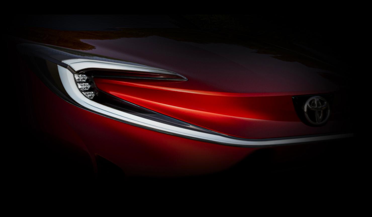 トヨタが新型車「Xプロローグ」の予告サイト公開