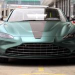 アストンマーティンがF1セーフティカーと同スペックの最強ヴァンテージ「F1エディション」発表