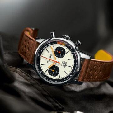 ブライトリングとデウス・エクス・マキナとがコラボ!限定腕時計「トップタイム デウスリ ミテッド エディション」が販売開始
