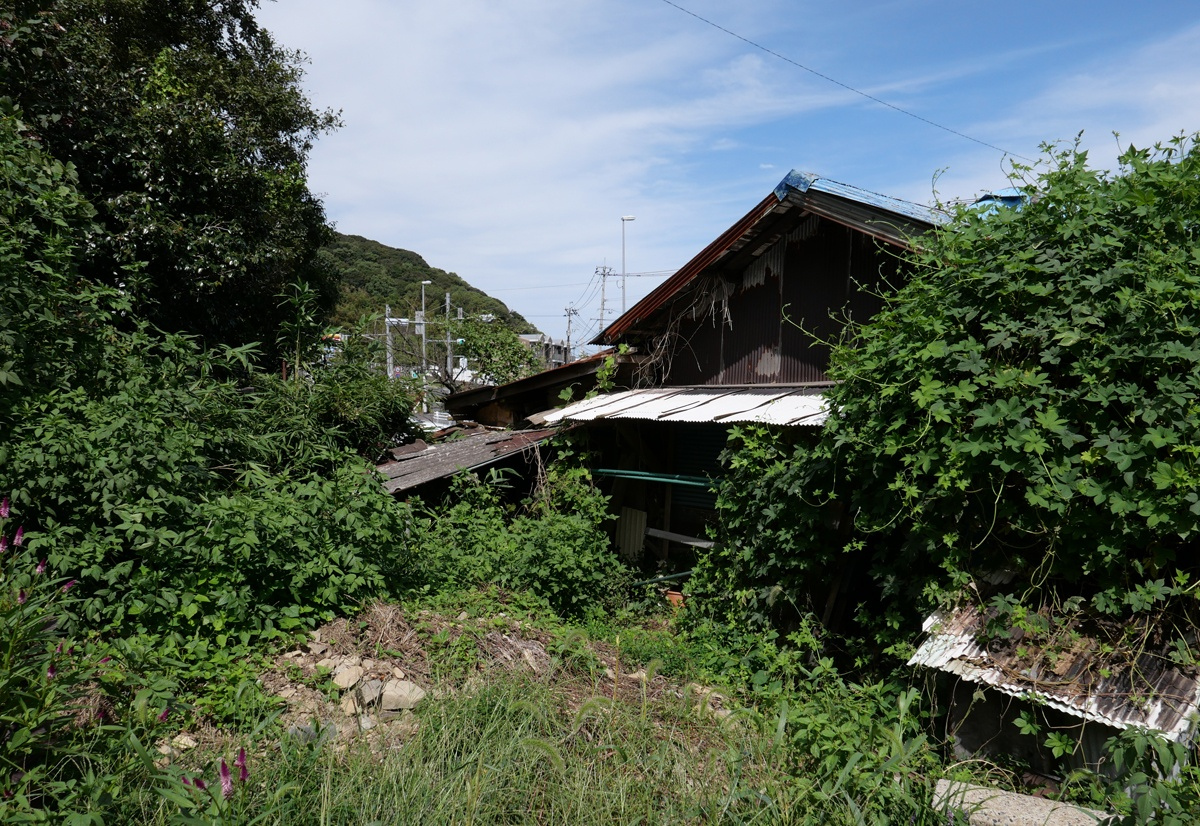 九州の生家