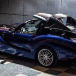 これもマツダ・ロードスター?スペインの小規模メーカー、ウルタンが「マツダとの協力体制にて」クラシカルなカスタムカーを製造