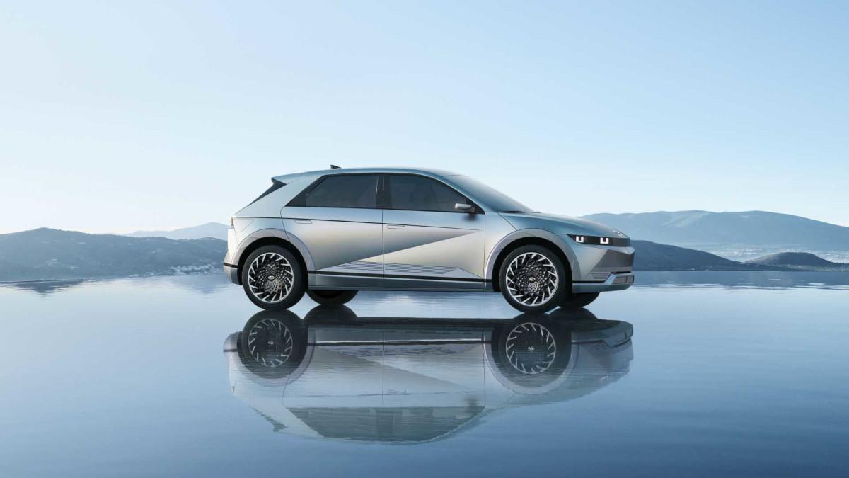 ヒュンダイの新型EV、アイオニック5が欧州でも爆発的人気
