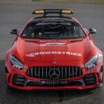 メルセデスAMGが2021年シーズン向け「史上最速のF1セーフティカー」AMG GT Rニューバージョンを公開