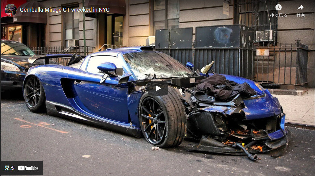ロックダウン中のNYを暴走し大事故を起こしたドライバーが裁判直前に「不起訴扱い」