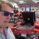 アメリカはカンザスにて!有名ユーチューバーが「これぞ理想」と唸ったスーパーカーのガレージ