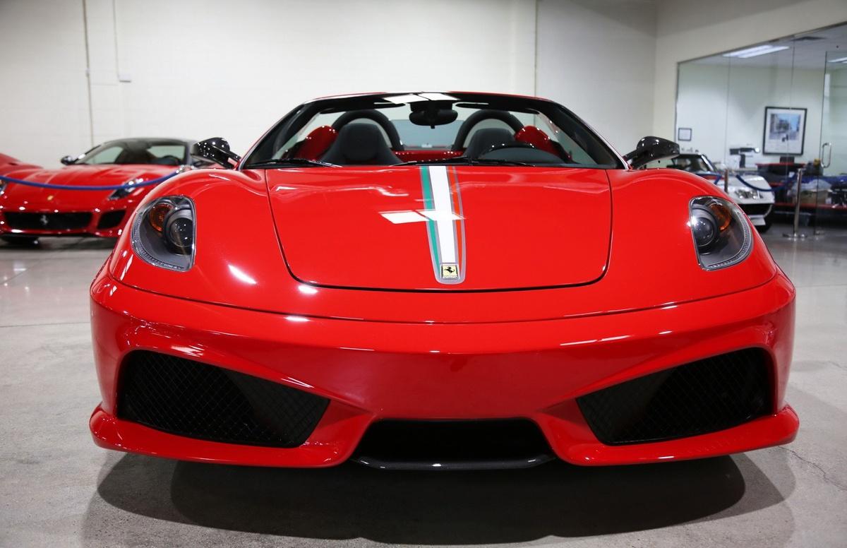 限定499台、フェラーリ 16Mスクーデリア・スパイダーが4300万円で販売中