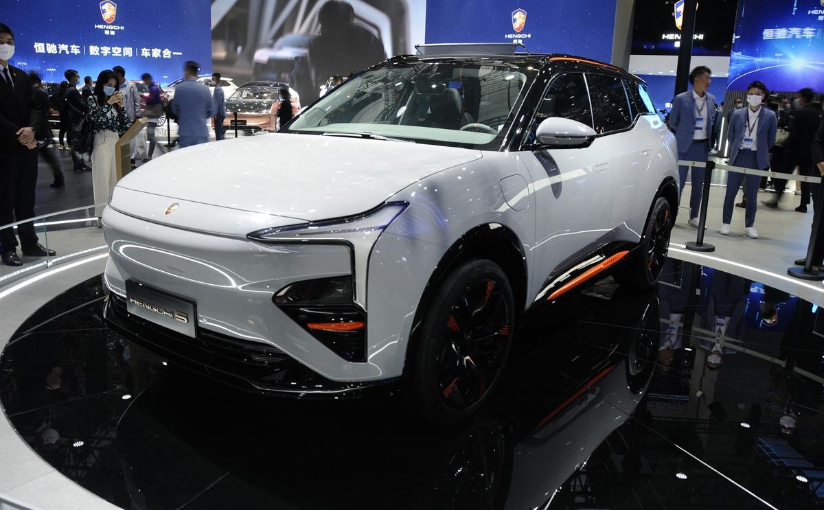 エヴァーグランデNEV」は1台もクルマを売っていないのに株価が上昇し時価総額がGMやフォードを超える