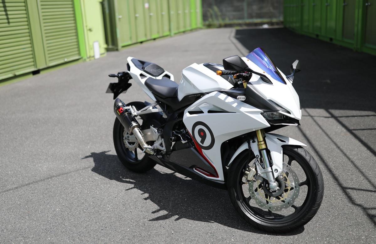 ホンダCBR250RR