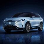 ホンダが上海にて「Honda SUV e:prototype」公開