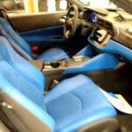 今度は新型フェアレディZの内装がリーク!初代(S30)Zにも設定されたブルーが復活