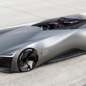 搭載されるのはGT-Rのエンジン!中華系カーデザイナーの考えた「日産R382オマージュ・プロトタイプ」