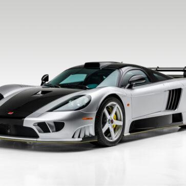 めったに売り物が出ない米スーパーカーメーカー「サリーン」のハードコアモデル、S7 LM